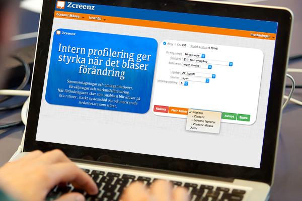 Nyheter Och Förbättringar I Zcreenz DS-editorn