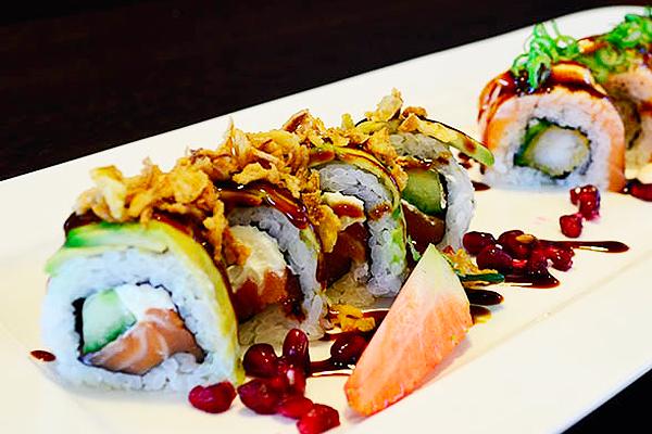 R & R Sushi Valde Zcreenz