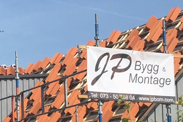 JP Bygg & Montage Satsar Facebook Med Stöd Av Zcreenz